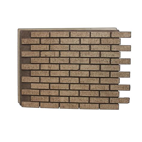 superior building supplies brown 32 7 8 in x 46 in