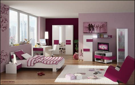 Girls Bedroom Designs Teenage Room Designs