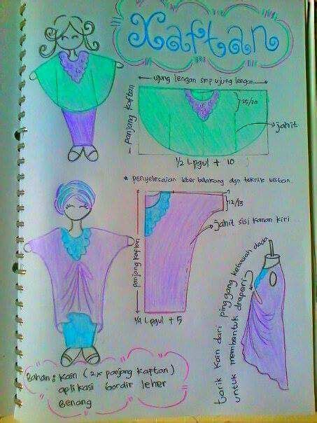 membuat pola baju kaftan 1901 best images about tudung dan telekung on pinterest