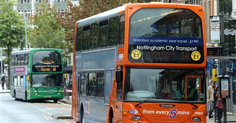 weekend jobs nottingham click and find it on excite uk full list of nct bus services going to goose fair