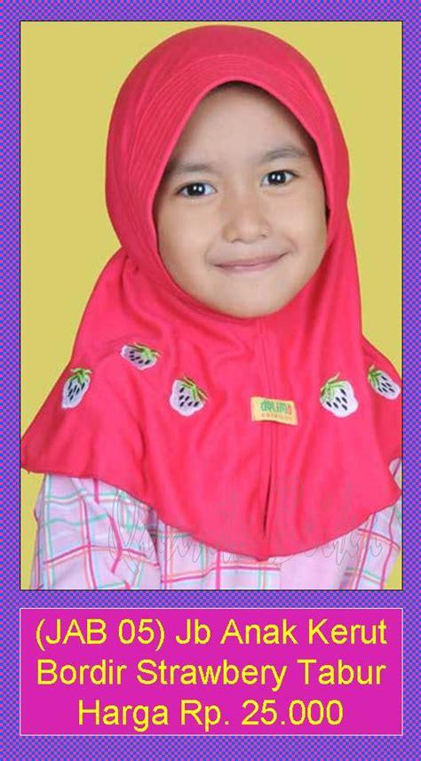Jilbab Anak By Delima busana muslim anak jilbab anak delima