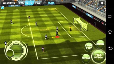 fifa 14 mod game for android gameplay fifa 14 android on xperia l apk mod youtube