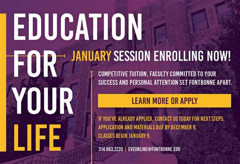 Fontbonne Mba Fees by Master Of Business Administration Mba