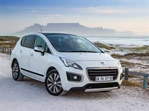 Peugeot 3008 Hdi Review Peugeot 3008 2 0 Hdi 2014 Review Cars Co Za