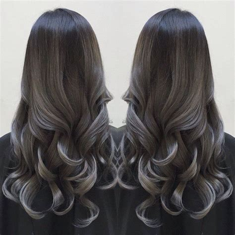 hair color on pinterest 65 pins charcoal gray beauty has no boundaries pinterest