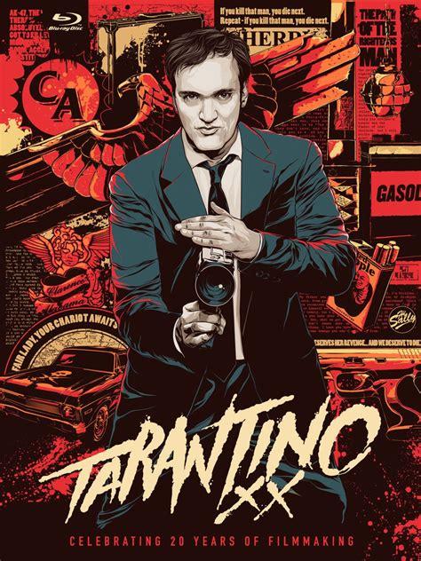 quentin tarantino film limit tarantino xx coffret int 233 grale du r 233 alisateur en blu ray