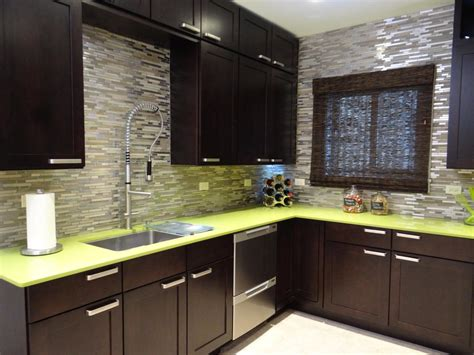 Green Countertops Kitchen Crashers Diy