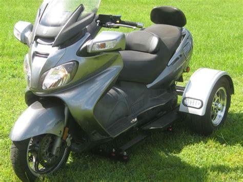 Suzuki Burgman Trike For Sale Suzuki Burgman 650 Richland Roadster Trike For Sale On