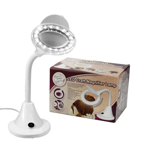 led craft magnifier l