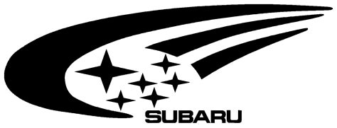 subaru logo vector subaru decal awesome graphics