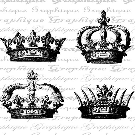 crowns crown royal queen king digital image download by