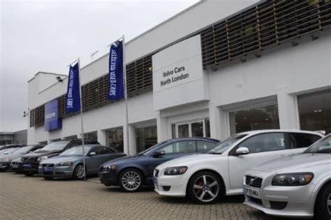 volvo cars london car sales company  euston london uk