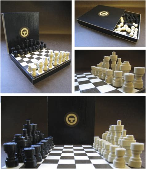 How To Make A Paper Chess Set - top 10 diy chess sets top inspired
