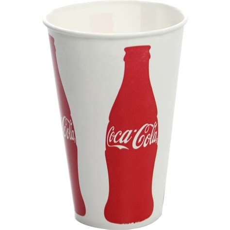 A Paper Cup - karat cold paper cup c kcp12 coke kitchen of glam