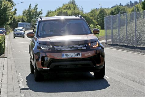 foto bdg land rover land rover discovery 5 foto spia 25 agosto 2016 8 9