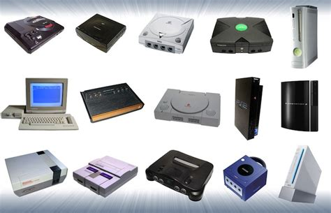 console videogame the evolution of consoles