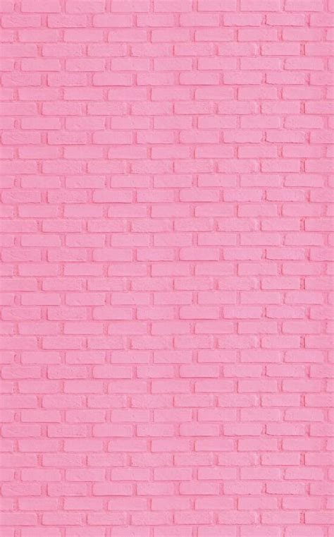 pink brick wall 4x6ft vinyl fabric cloth printed photography background