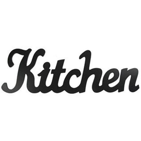 Kitchen Font by Fonts Words And Texts On