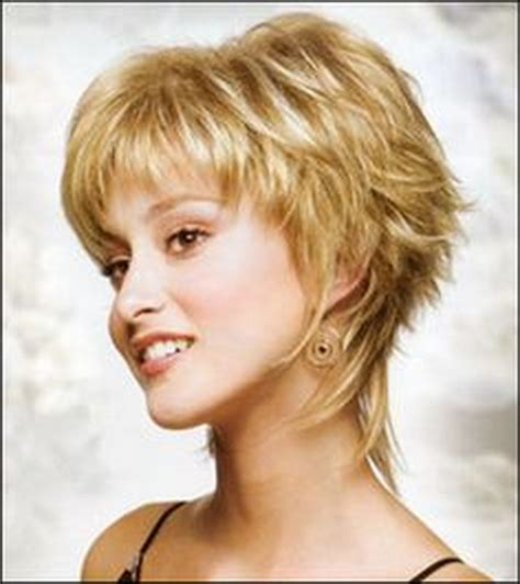 pictures of womans shag haircuts short shaggy hairstyles for women over 50