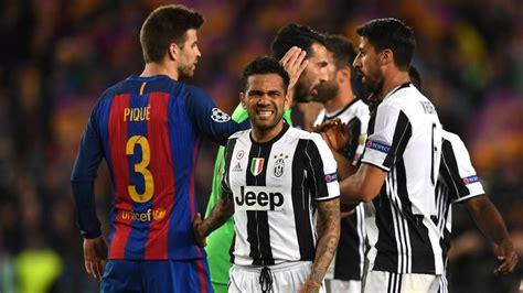 barcelona juventus barcelona vs juventus chions league 2016 17 match