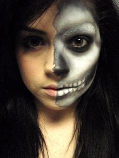 imágenes maquillaje artístico pinup day of the dead marilyn monroe skull face paint for