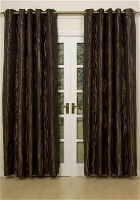 Chocolate Curtains Eyelet Charisma Chocolate Eyelet Curtains Harry Corry Limited