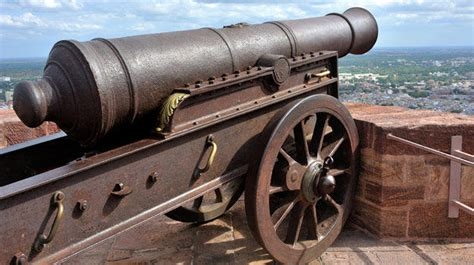 take a look at these cannons that played a role in india s