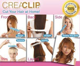 how to layer around the face with creaclip amazon com sally hansen beauty tools do your do