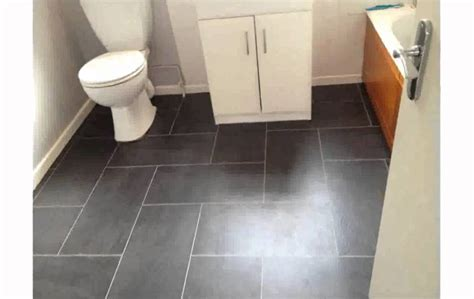 Tile Bathroom Flooring by Bathroom Vinyl Flooring