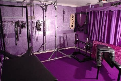 bedroom bondage ideas wouldn t be complete without a purple sex dungeon for my dream house pinterest robins