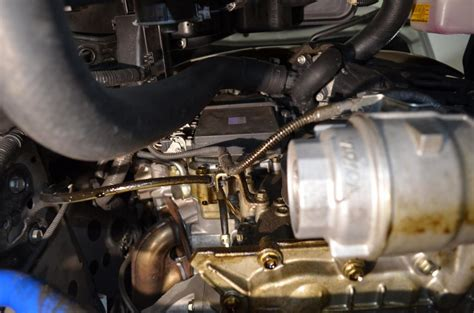 front enginetiming chain cover oil leak