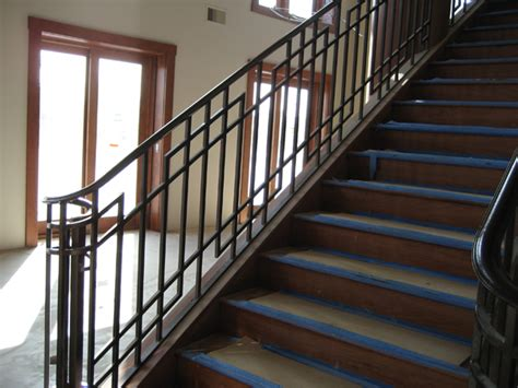 Interior Metal Handrails by Interior Wrought Iron Railing Sacramento Wrought Iron Railing