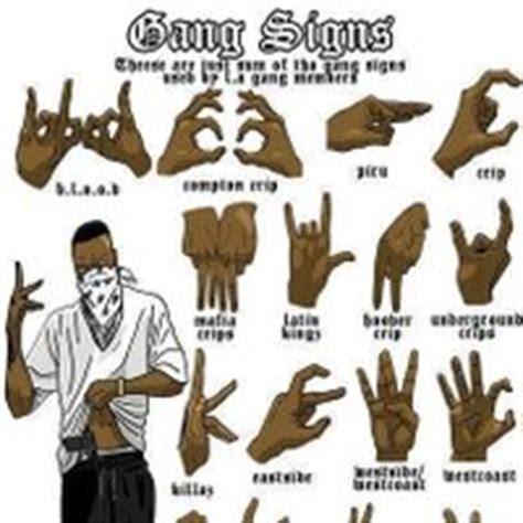 Latin King Gang Signs And Symbols