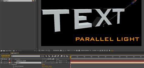 Video Copilot After Effects Tutorials Plug Ins And Parallel Lights