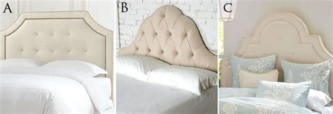 high upholstered headboards high to low upholstered headboards interior design