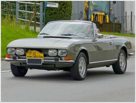 peugeot 504 cabrio peugeot 504 cabrio bj 1973 als teilnehmer an der castle