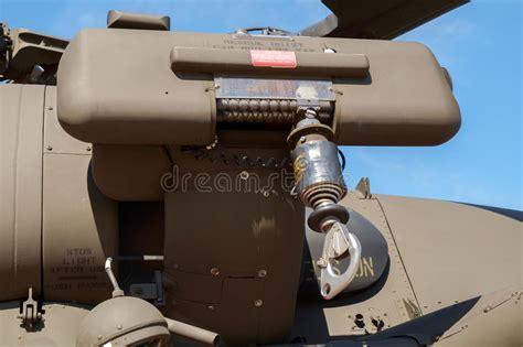 rescue helicopter hoist stock photo image  engine
