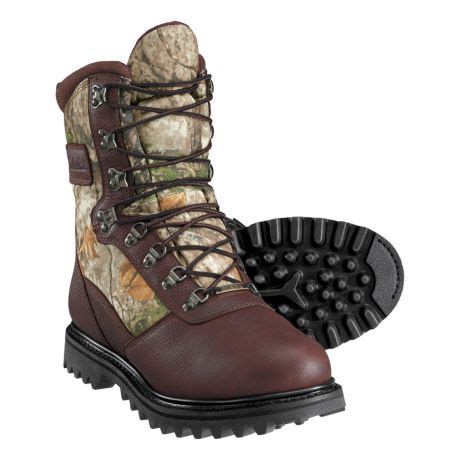 cabelas mens hiking boots cabela s iron ridge boots with tex 174 and