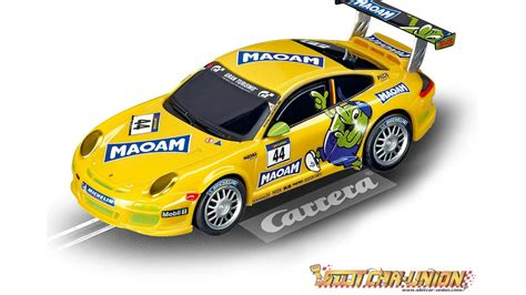 Carrera Go Porsche Gt3 by Carrera Go 61289 Porsche Gt3 Maoam Racing Slot Car Union