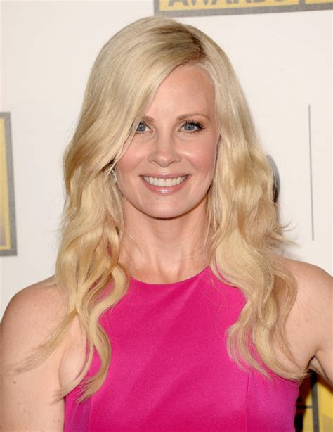 what is monica potters natural hair color monica potter long wavy cut monica potter hair looks