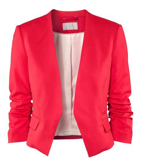 M Blazer h m jacket in lyst