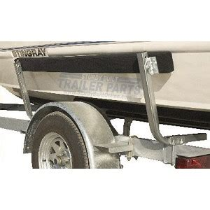 boat trailer guide ons boat trailer guide ons bunk board side guides 5 foot long