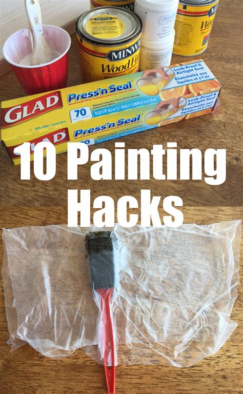 hack and paint 10 painting hacks honeybear lane