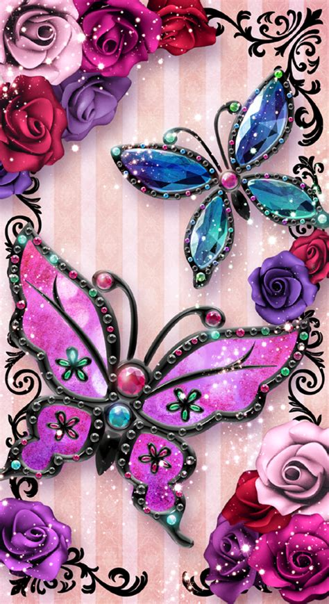butterfly  wallpaper trial android apps  google play