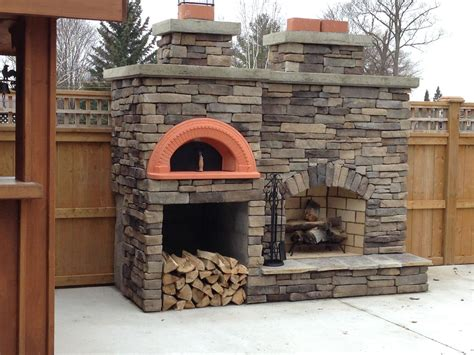 Backyard Pizza Ovens Spazio Wood Fired Pizza Oven By Alfa Forni Grills N Ovens