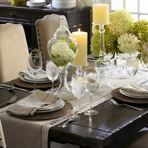dining room place settings 1000 images about farm house glam on pinterest the