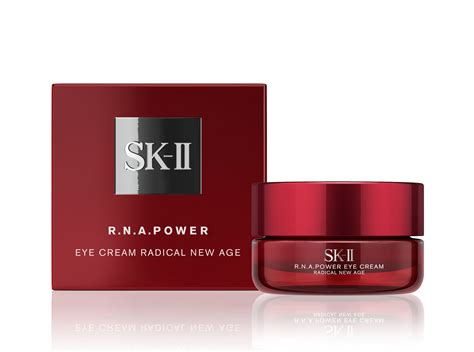 Skii Sk2 Sk Ii Glowing Rna review is eye essential sk ii r n a power eye with