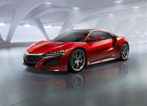 2018 nsx type r 2018 acura nsx type r price release date specs hp