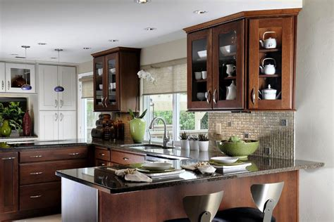 Small Home Open Kitchen Ideas Galley Kitchen Designs Open Concept Home Improvement
