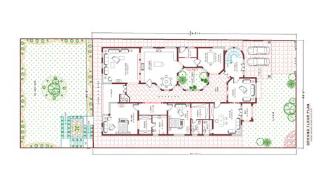 Pakistani House Floor Plans | building plans pakistani house